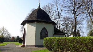 Friedhof Kapelle 2